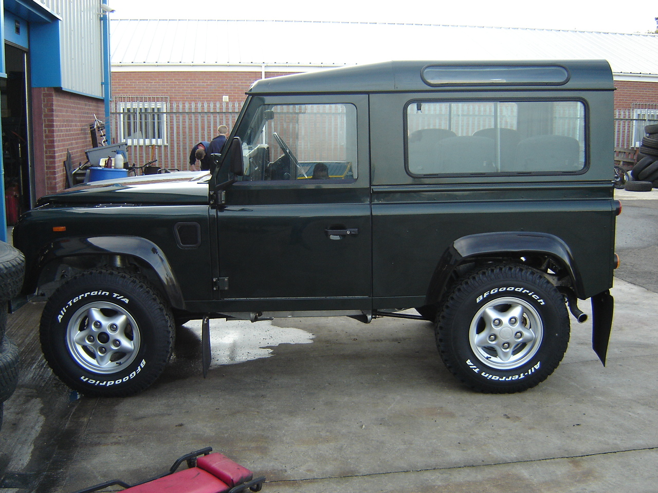 Land Rover Restorations Custom Land Rover Builds