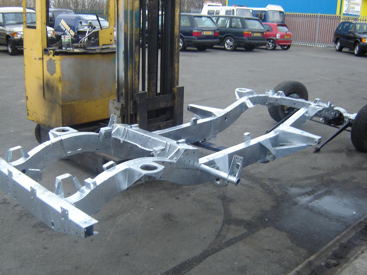Land Rover Restorations Custom Land Rover Builds