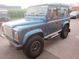LANDROVER DEFENDER 90 TD5 CSW