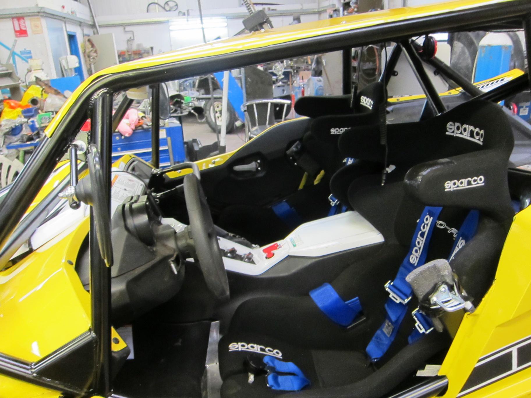 Yamaha Yxz1000r Fia Msa Spec Bccc Championship Car