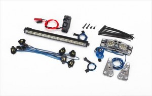 Z-TRX8030LED light set complete for TRAXXAS TRX-4 Land Rover