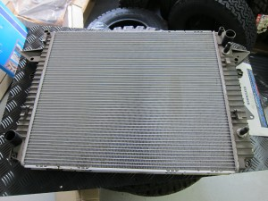 LANDROVER DISCOVERY 3 2.7 6 SPEED AUTO RADIATOR PCC500061 LR021778