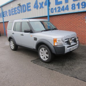 LANDROVER DISCOVERY FOR SALE CHESTER